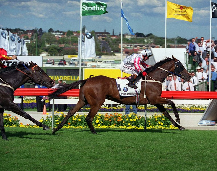 Might And Power passes away > Australia and International Horse ...