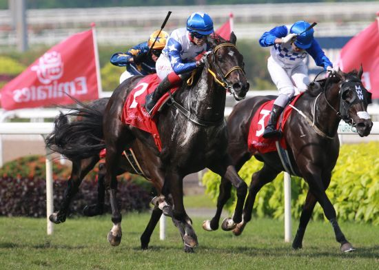 Dream Derby day for Placais and Takaoka with Jupiter Gold