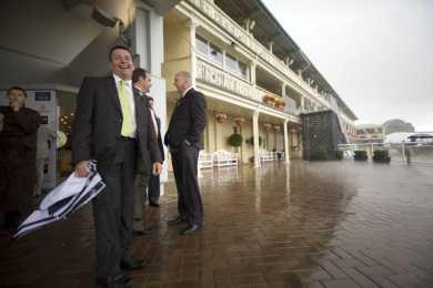 Sydney big wet over Randwick on Easter Monday > Australia